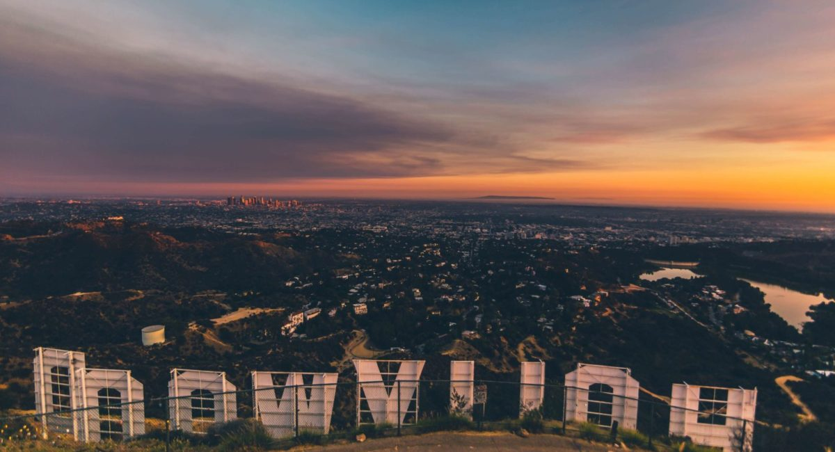 view from hollywood by Izayah Ramos | Skybridge Property Group